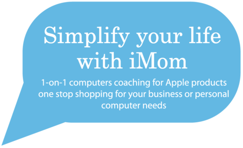 image regarding Imom titled iMom is a San Francisco centered business enterprise promoting custom-made
